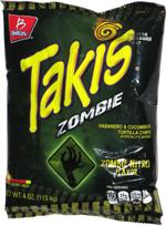 Takis Zombie Nitro