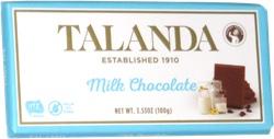 Talanda Milk Chocolate