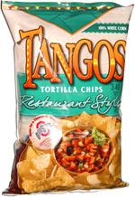 Tangos Tortilla Chips Restaurant Style