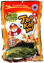 Tao Kae Noi Japanese Crispy Seaweed Tom Yum Goong Flavour