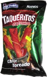 Yummies Taqueritos Extremos Chile Toreado