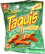 Taquis Authentic Taco Flavor