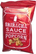 Sriracha Sauce Popcorn