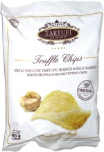 Tartufi Jimmy White Truffle & Sea Salt Potato Chips
