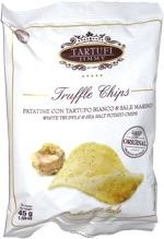 Tartufi Jimmy White Truffle & Sea Salt Potato Chips