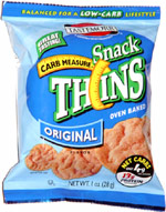 Tastemorr Carb Measure Snack Thins Original