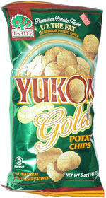 Tastee Yukon Gold Onion, Garlic & Parsley Potato Chips