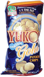Tastee Yukon Gold Original Potato Chips