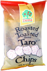 Tastee Roasted 'n Toasted Taro Chips