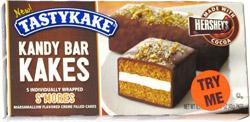 Tastykake Kandy Bar Kakes S'mores