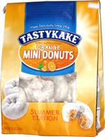 Tastykake Orange Mini Donuts