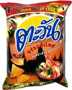 Tawan Ayutthaya Tom Yum Goong Crisps