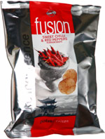 Tayto Fusion Sweet Chilli & Red Peppers Flavour Chips