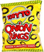 Tayto Onion Rings