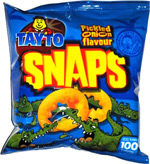Tayto Pickled Onion Flavour Snaps