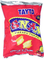 Tayto Snax Cheese & Onion Flavour