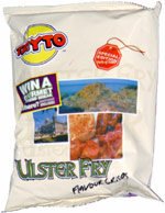 Tayto Ulster Fry Flavour Crisps