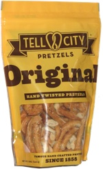 Tell City Original Hand Twisted Pretzels