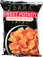 Terra Sweet Potato Cinnamon Spice Chips
