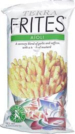 Terra Frites Aïoli