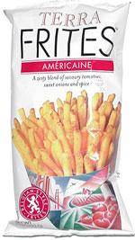 Terra Frites Américaine