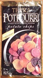 Terra Potpourri of Exotic Potato Chips