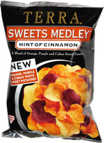 Terra Sweets Medley Hint of Cinnamon
