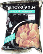 Terra Yukon Gold Salt & Pepper Potato Chips