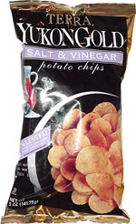 Terra Yukon Gold Salt & Vinegar