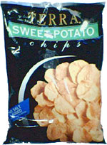 Terra Sweet Potato Chips