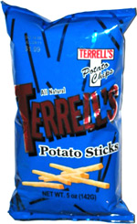 Terrell's Potato Sticks