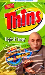 Thins Light and Tangy