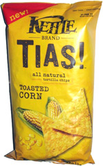 Kettle Tias Toasted Corn