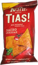 Kettle Tias! Nacho Cheddar