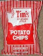 Tim's Cascade Style Potato Chips
