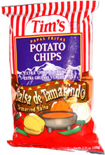 Tim's Potato Chips Salsa de Tamarindo
