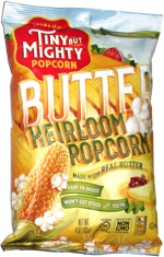 Tiny But Mighty Butter Heirloom Popcorn