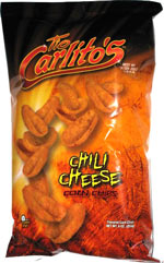 Tio Carlito's Chili Cheese Corn Chips