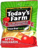 Today's Farm Freeze-Dried Apple Cinnamon