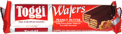 Toggi Wafers Peanut Butter