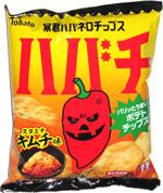Tohato Habanero Chips Kimuchi