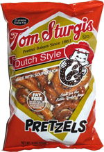 Tom Sturgis Dutch Style Pretzels