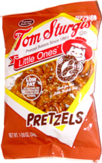 Tom Sturgis Little Ones Pretzels