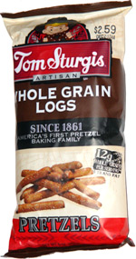 Tom Sturgis Artisan Whole Grain Logs