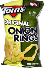 Tom's Original Onion Rings