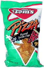 Tom's Pizza Tortilla Chips