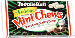 Tootsie Roll Holiday Mini Chews