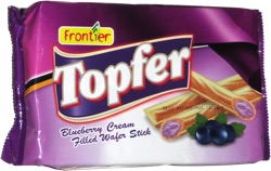 Topfer Blueberry Cream Wafer Stick