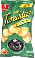 Barcel Papas Toreadas Jalapeño
