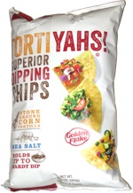 Tortiyahs! Superior Dipping Chips Sea Salt
